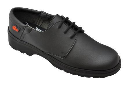 Zapato cierre cordones, antideslizante, lavable 40º, antiestático DIAN
