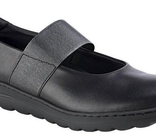 Zapato tipo salón con elástico de sujección, antideslizante y ligero DIAN