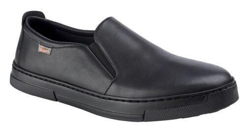 Zapato unisex cierre elásticos laterales, antideslizantes DIAN