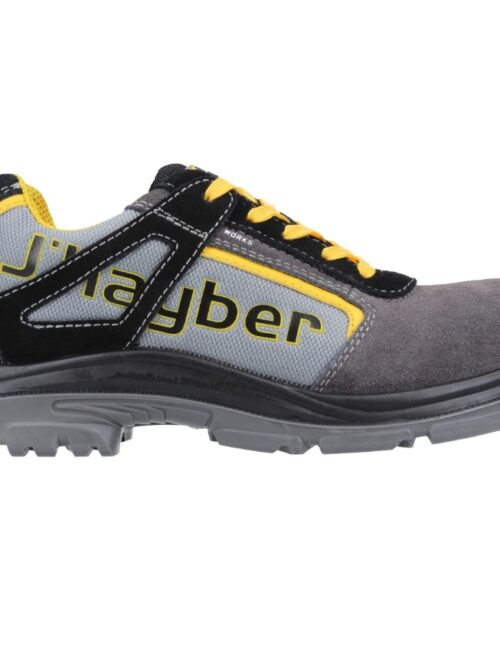 Zapato de seguridad ligero, flexible y muy transpirable