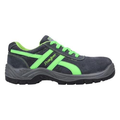 Zapato de seguridad ligero Flexible y muy transpirable