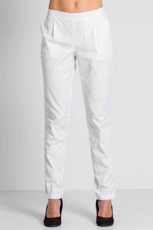 Pantalón con cintura plana y dobladillo DYNEKE