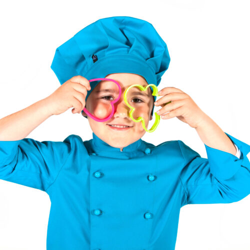 Gorro chef infantil colores GARY'S