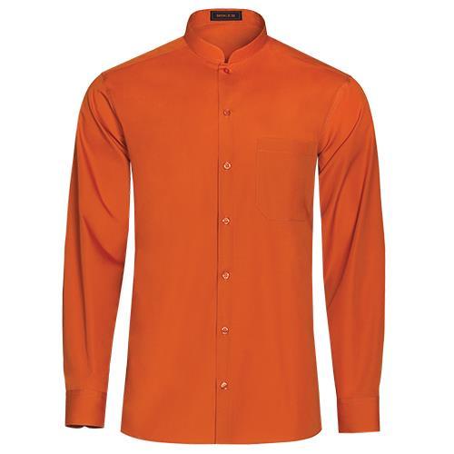 Camisa cuello mao hombre m/l ROGER'S