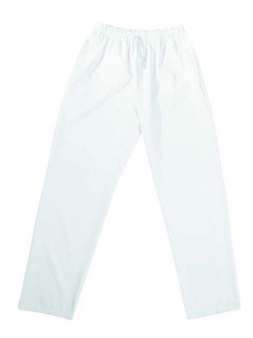 Pantalón cocinero unisex ajustable cintura y bolsillos TEXTIL R