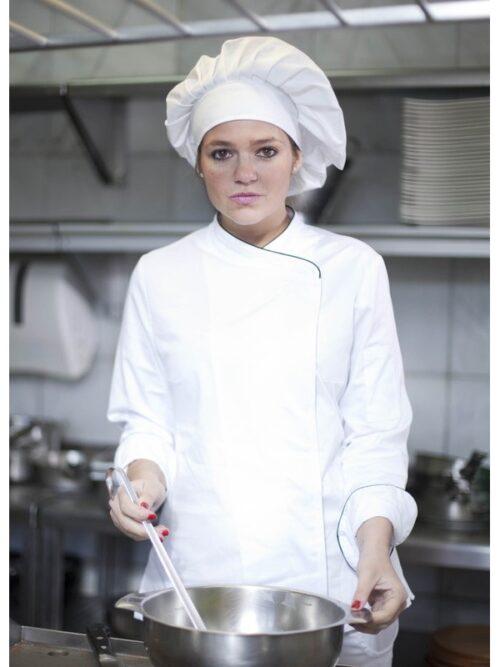 Gorro chef champiñón TEXTIL R