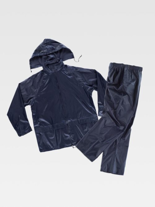 Traje agua impermeable WORKTEAM