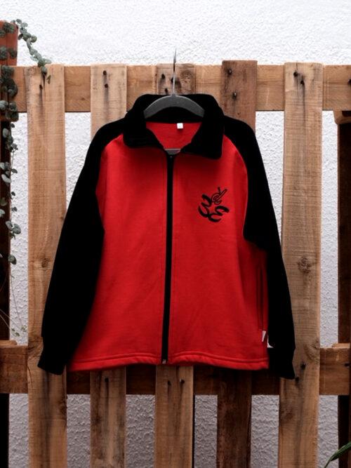 Jaqueta de xandall Escola Bisbat d'Ègara