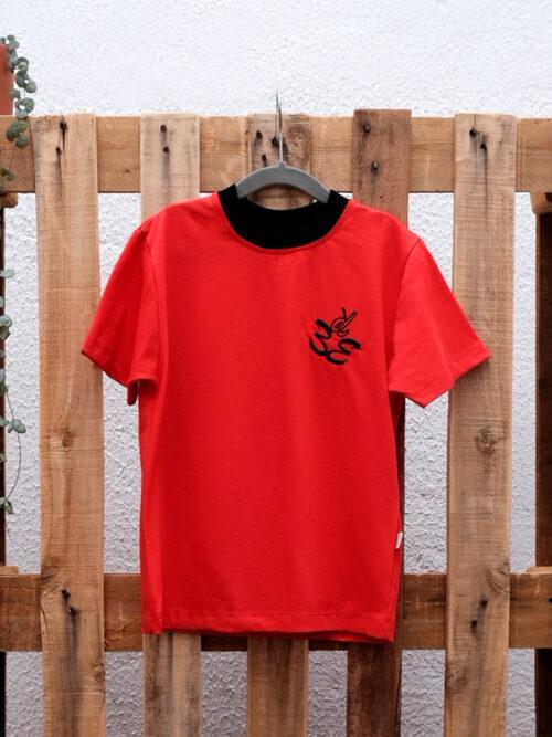 samarreta de màniga curta Escola Bisbat d'Ègara